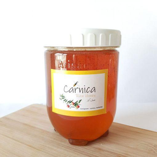 عسل خام طبیعی کنار (سدر) - فروشگاه کارنیکا
