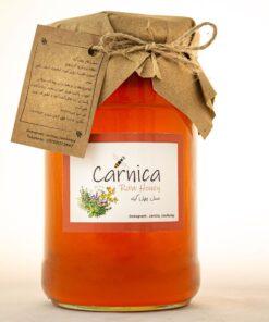 عسل خام چهل گیاه کارنیکا carnicahoney