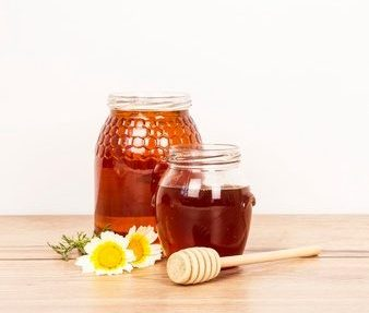 تولید عسل خام چهل گیاه