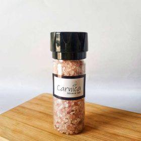 نمکساب به همراه ۱۵۰ گرم نمک صورتی معدنی کارنیکا