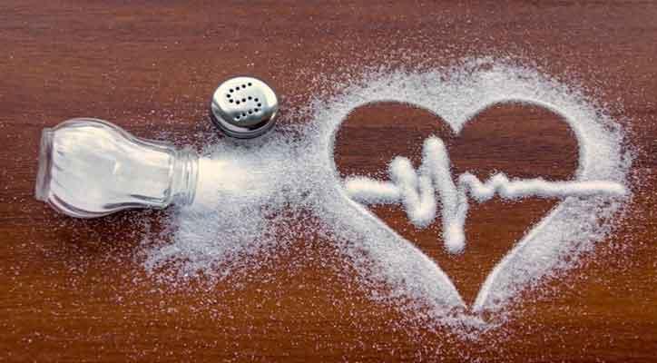 مضرات نمک و فشار خون بالا | کارنیکا استور