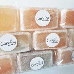 صابون نمک معدنی فروشگاه محصولات کارنیکا